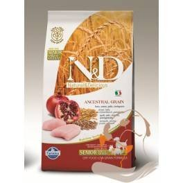 N&D Senior pollo e melograno 2,5kg Medium