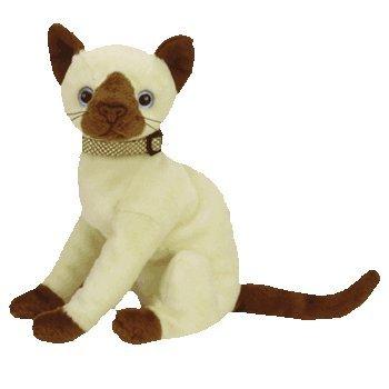 Siam the Siamese Cat Ty Beanie Baby