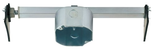 Westinghouse Lighting 0140000 Saf-T-Brace For Ceiling Fans, 3 Teeth, Twist And Lock