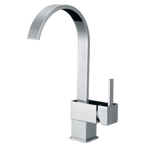Buy Bargain FREUER Organica Collection: Modern Kitchen / Wet Bar Sink Faucet, Polished Chrome