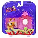 LITTLEST PET SHOP Portable Pets Dog With Vanity