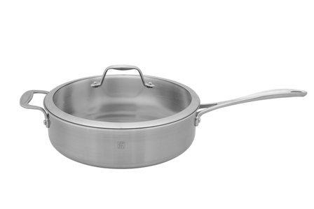 Spirit Saute Pan Size: 3-qt.