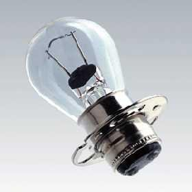1468 Microscope Light Bulb 6 Volt 4.5 Amp Double Contact Pre-Focused Lamp