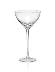 2 Vino Martini Cocktail Glasses