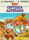 Asterix Odyssea Asterigis in Latin