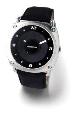 Lambretta para hombre Brunori reloj de pulsera de negro y por el Lambretta