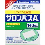 [No. 3 of pharmaceuticals: Salonpas Ae 140 pictures