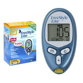 Walgreens Pharmacy Freestyle Lite Blood Glucose