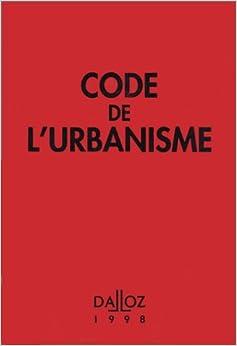Code de l 39 urbanisme dalloz action french edition - Code urbanisme mur de soutenement ...