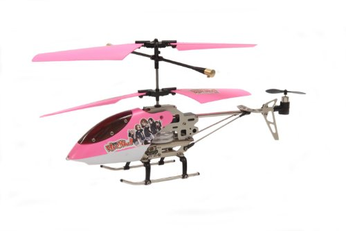 Tokyo Marui SWIFT IRC Helicopter K-ON (Pink) [Japan]