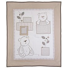 Living Textiles Baby Quilt - Lil' Sprout
