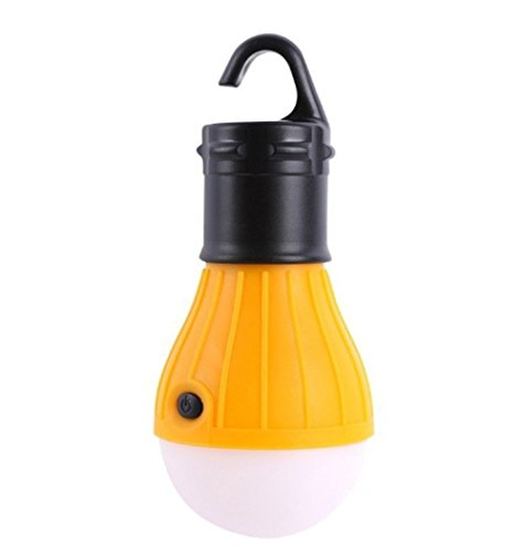 Raking Outdoor Camping Lamp tent Portable Led Lantern Tent Light Hiking Emergency Yellow Bulb for kids children play tent Playhouse Night Lighting 3 mode adjustable ABS Material 2 packs (Tent Heater Indoor compare prices)
