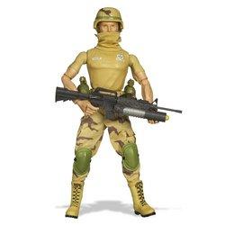 Buy Low Price Hasbro G.I. Joe Military: Dusty Figure (B001I71LQ6)
