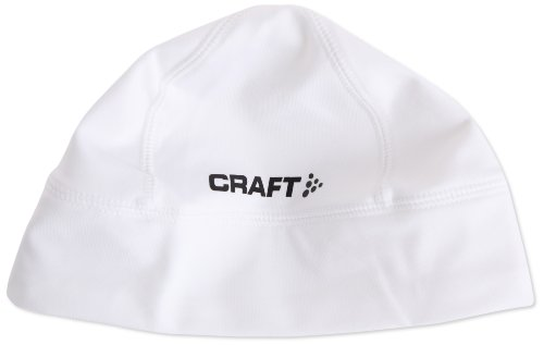 Craft 3XC - Berretto da sci di fondo, bianco (bianco), L/XL