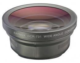 DCR-731 0.7x Wide Angle Lens-RAYDCR731