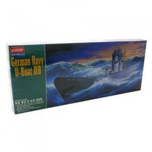 ACA01442 Academy 1:150 - Type IX-B U-Boat model kit