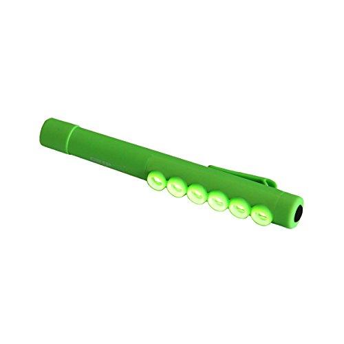 Grip 6 Smd Led Pocket Light Lime