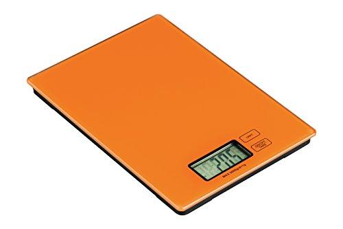 Premier Housewares 0807257 Zing Balance de Cuisine Electronique Verre Orange