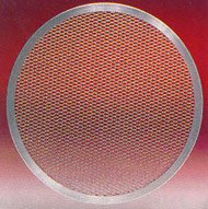 Browne Foodservice PS8 Aluminum Pizza Screen, 8-Inch