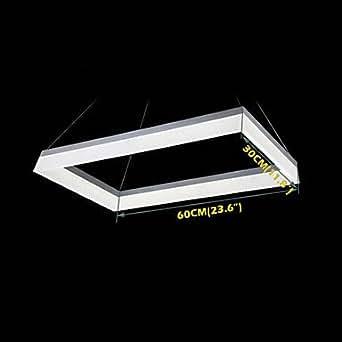 FF Square LED Pendant Lights Modern Acrylic Lamps Lighting