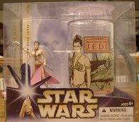 Princess Leia - Return Of The Jedi (Figure And Cup) - Buy Princess Leia - Return Of The Jedi (Figure And Cup) - Purchase Princess Leia - Return Of The Jedi (Figure And Cup) (Star Wars, Toys & Games,Categories,Action Figures,Science Fiction & Fantasy Figures)