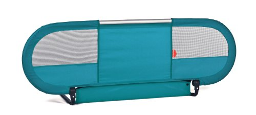 New BabyHome Side Bed Rail, Turquoise