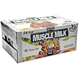 Muscle Milk Light Ready to Drink Chocolate Flavor (Pack of 24)