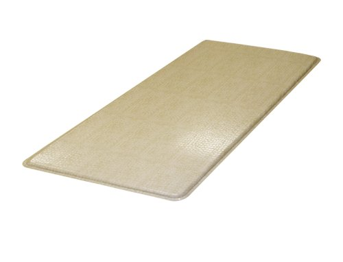 Lets Gel Inc GelPro Designer Comfort Anti Fatigue and Kitchen Floor Mat, Wheat