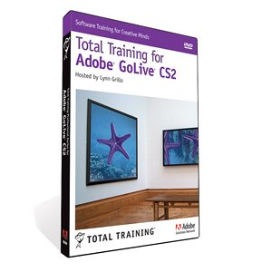 Total Training: Adobe GoLive CS2 (PC/Mac)