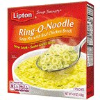 Lipton Ring O-Noodle 4.9 OZ (Pack of 24)