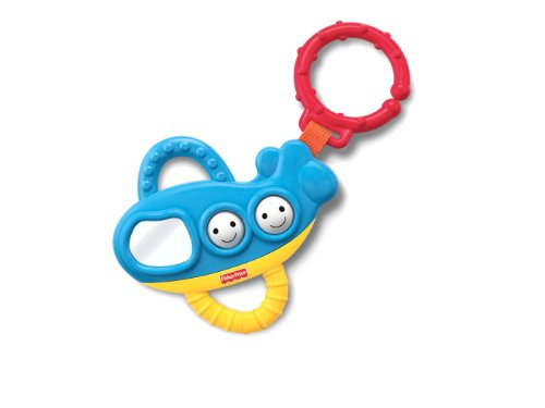 Fisher-Price Airplane Teether (Discontinued by Manufacturer)