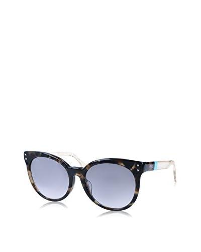 Fendi Gafas de Sol Ff 0083/F/S (53 mm) Marrón / Negro