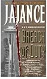 Breach Of Duty [Uncorrected Proof - ARC] (038071843X) by Jance, J. A.