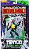 Teenage Mutant Ninja Turtles Nickelodeon Action FIgure Comic Book Michelangelo [Includes Full Size Comic Book]
