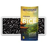 Lotus Foods Forbidden Black Rice - 15 oz - 2 pk