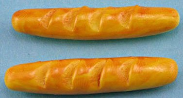 Dollhouse French Bread, 2pk