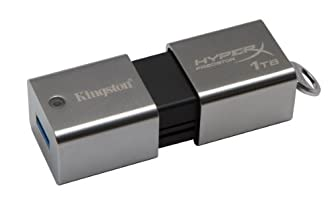 【並行輸入品】Kingston DataTraveler HyperX Predator 1TB USB 3.0 Flash Drive (DTHXP30/1TB)