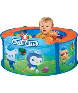 Octonauts Ball Pit, balls NOT included (IJ785EB)