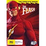 The Flash - Die komplette Serie (4DVD)