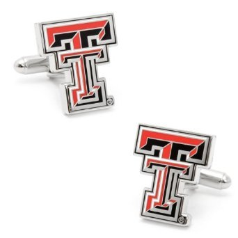 NCAA Texas Tech Red Raiders Cufflinks