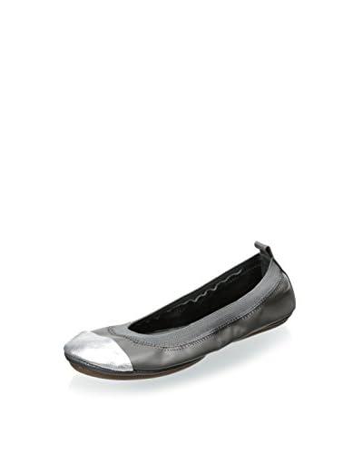Yosi Samra Women's Cap Ballet Flat