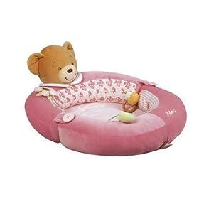 Pink Pool Bear