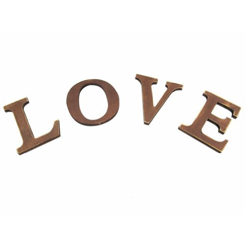 Wooden Letters Wall Decor