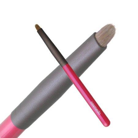 匠の化粧筆コスメ堂 熊野筆メイクブラシショートタイプ シャドウライナーブラシ
