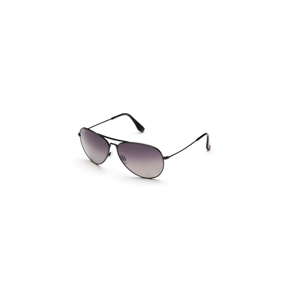 Maui Jim Sunglasses   Mavericks / Frame Gloss Black Lens Neutral Grey