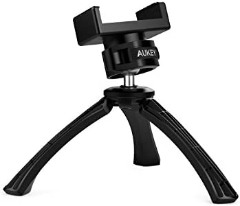AUKEY iPhone Tripod w/Mount