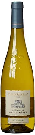 Frankreich Loire Château de Monteguére Saumur Weißwein AOP 2011 halbtrocken (3 x 0.75 l)