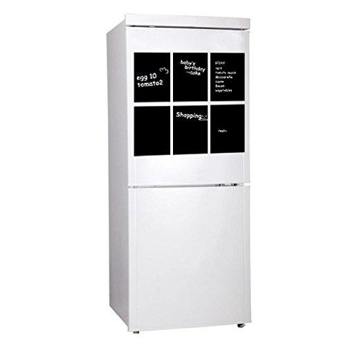 fancy-fix-lot-de-6-feuilles-magnetique-sans-adhesif-tableau-noir-memo-pour-refrigerateur-format-a4