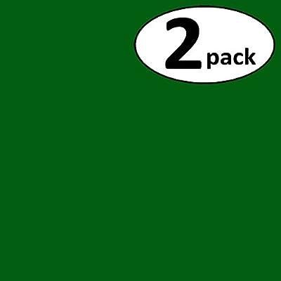 "124 Dark Green Gel Filter Sheet 10"" x 10"" 2 Pack by Parts Express"