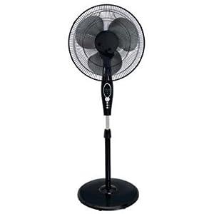Hunter Fan Company 90391 Floor Fan 355.60 Mm Diameter 3 Speed Adjustable Dust Resistant